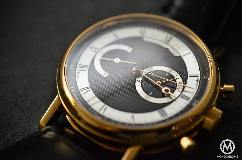 Breguet Classique Chronograph 5287 pink gold black dial - 6