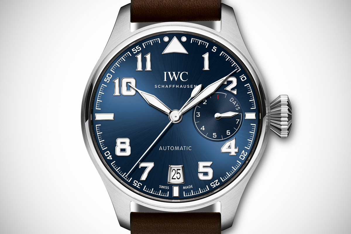 IWC Big Pilot watch edition le petit prince - 2