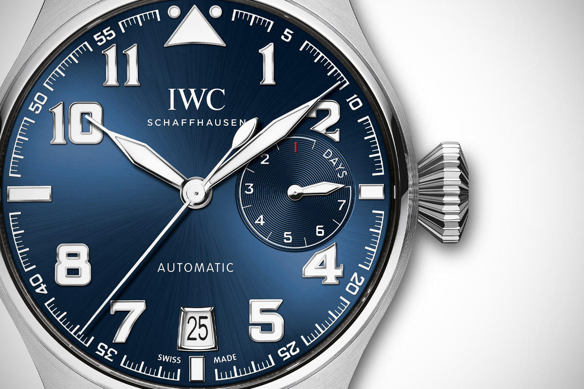 IWC Big Pilot watch edition le petit prince - 4