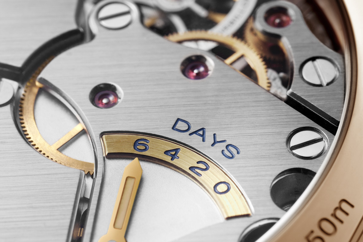 Panerai Radiomir 1940 Tourbillon GMT Oro Rosso PAM558 48mm - 4