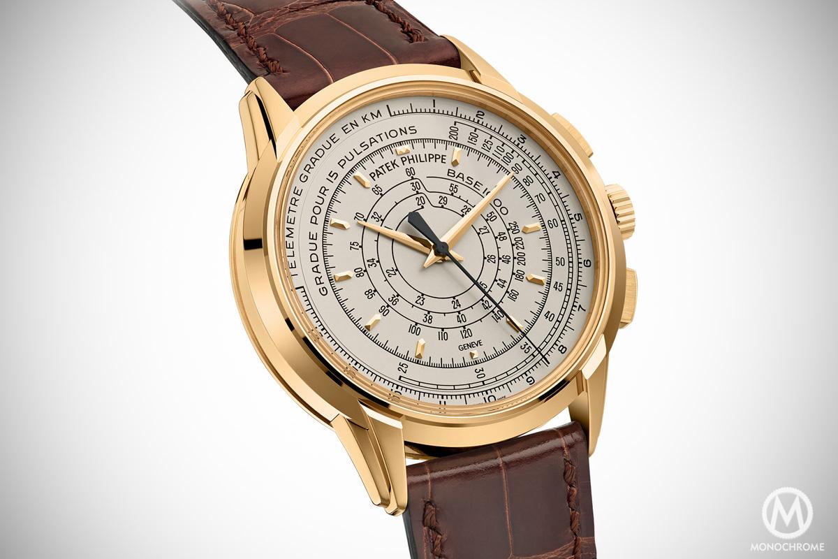 Patek Philippe Multi-Scale Chronograph Ref. 5975 175 Anniversary - 2