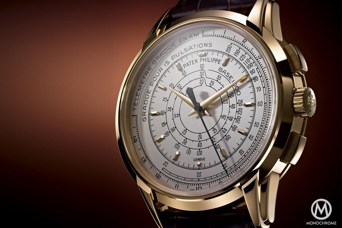Patek Philippe Multi-Scale Chronograph Ref. 5975 175 Anniversary - 5