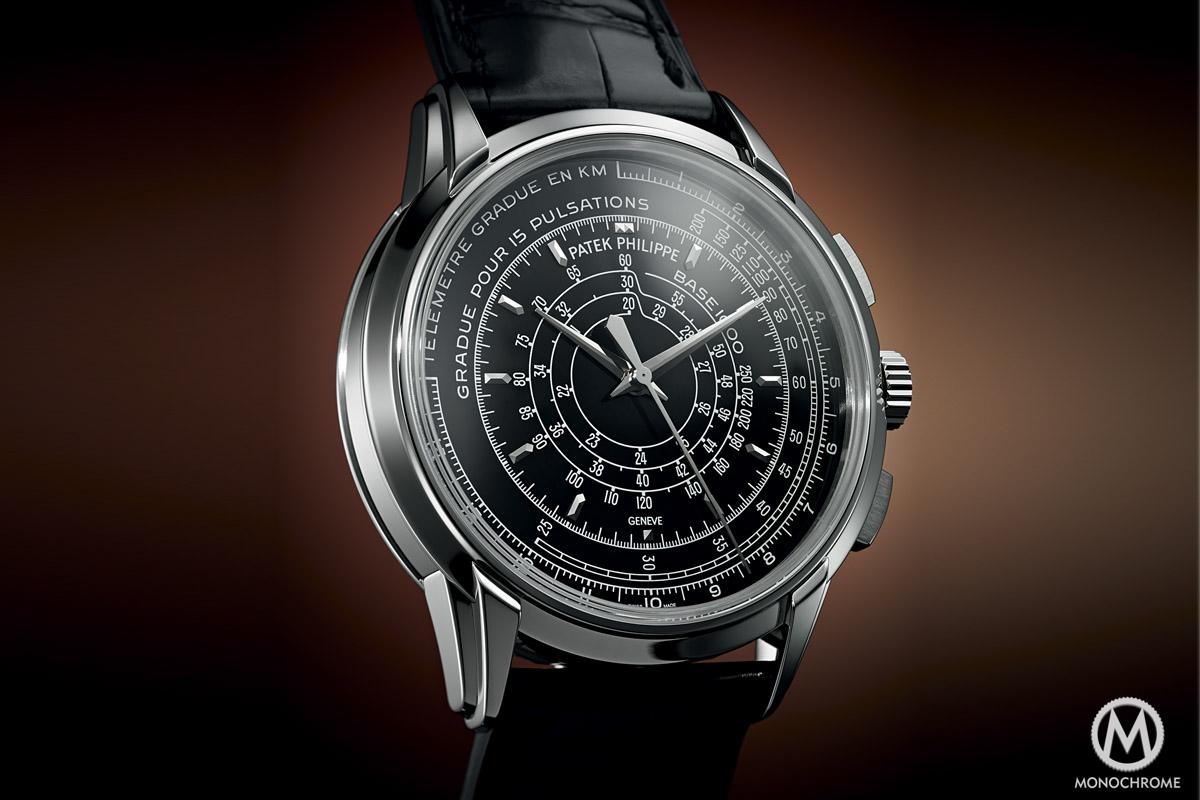 Patek Philippe Multi-Scale Chronograph Ref. 5975 175 Anniversary - 7