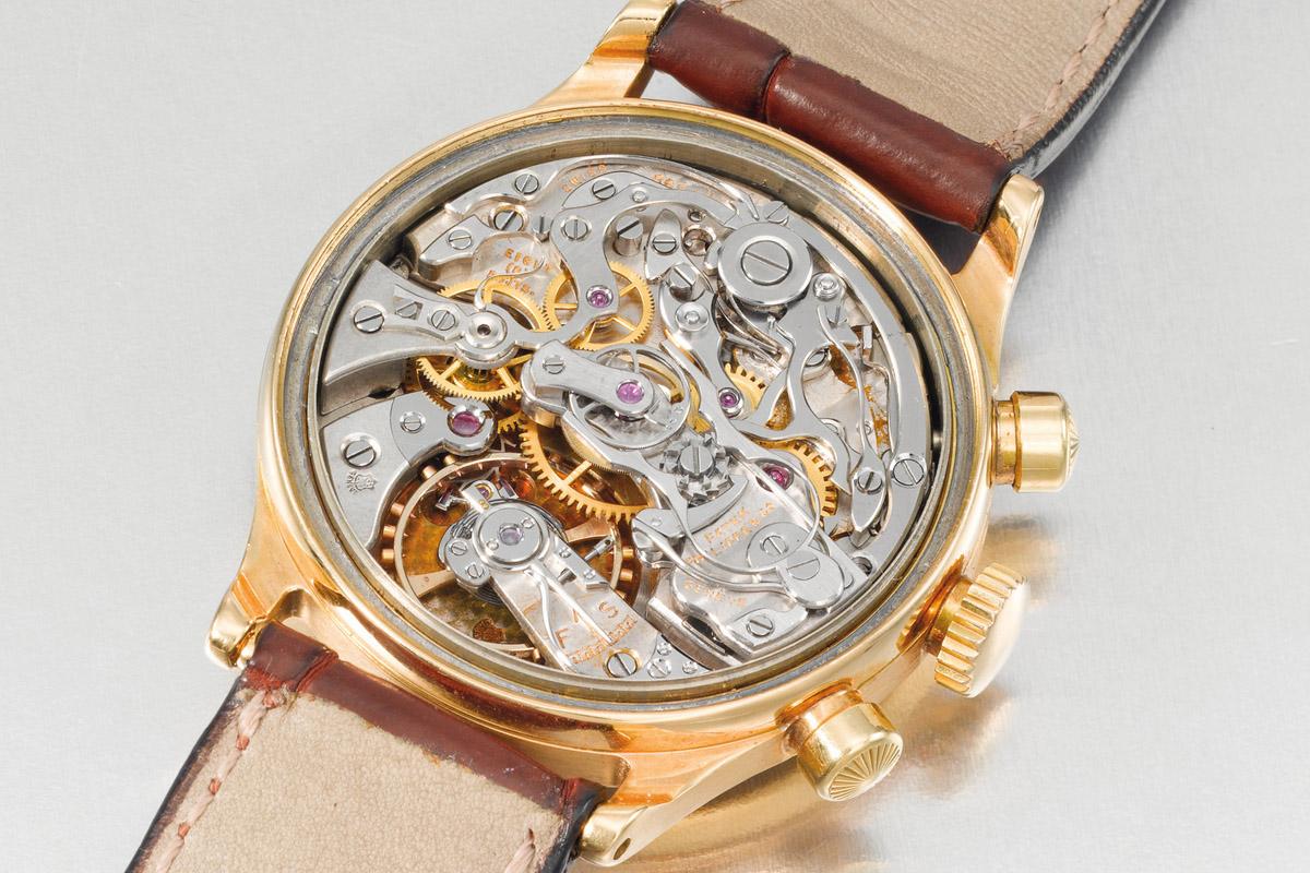 Patek Philippe Ref. 1563 Slipt second chronograph pulsation dial Biver - 2