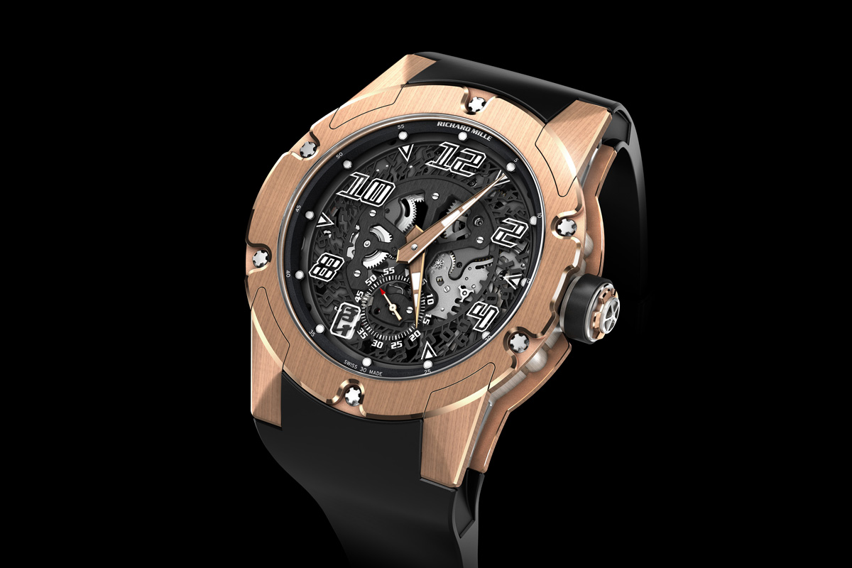Richard Mille RM 33-01 Automatic - 1