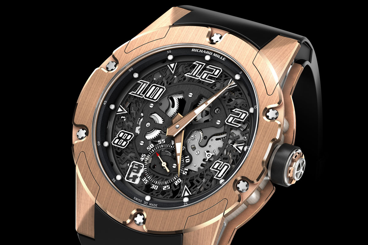 Richard Mille RM 33-01 Automatic - 2