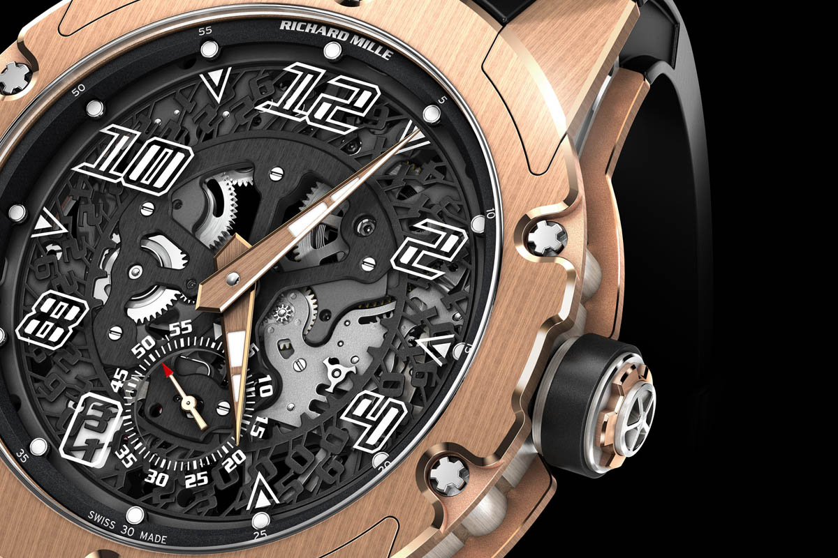 Richard Mille RM 33-01 Automatic - 3