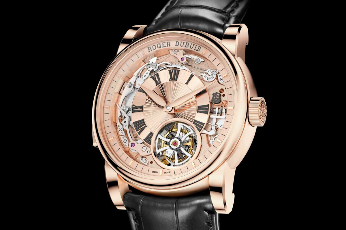 Roger Dubuis Hommage Minute Repeater Tourbillon Automatic - 1