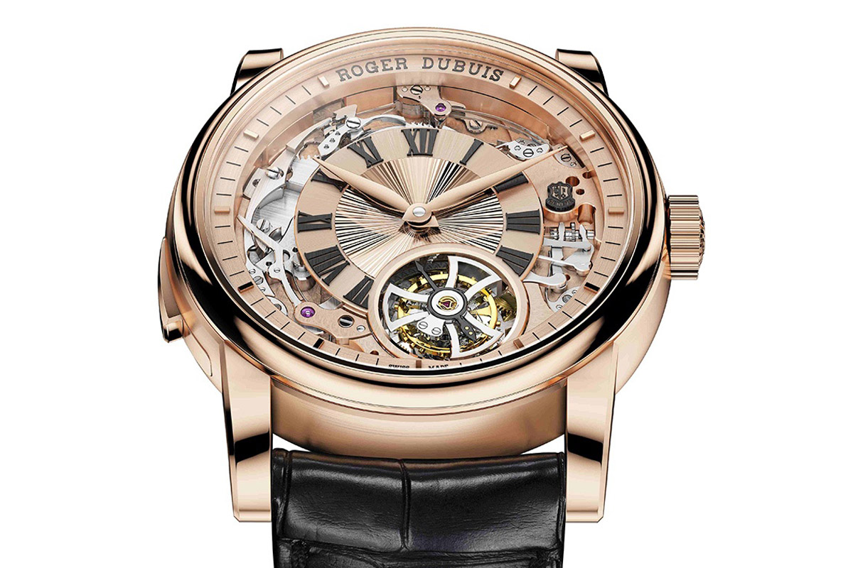 Roger Dubuis Hommage Minute Repeater Tourbillon Automatic - 2