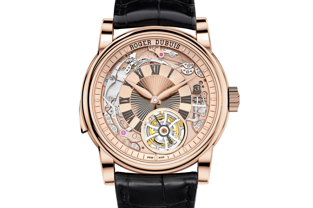 Roger Dubuis Hommage Minute Repeater Tourbillon Automatic - 5`