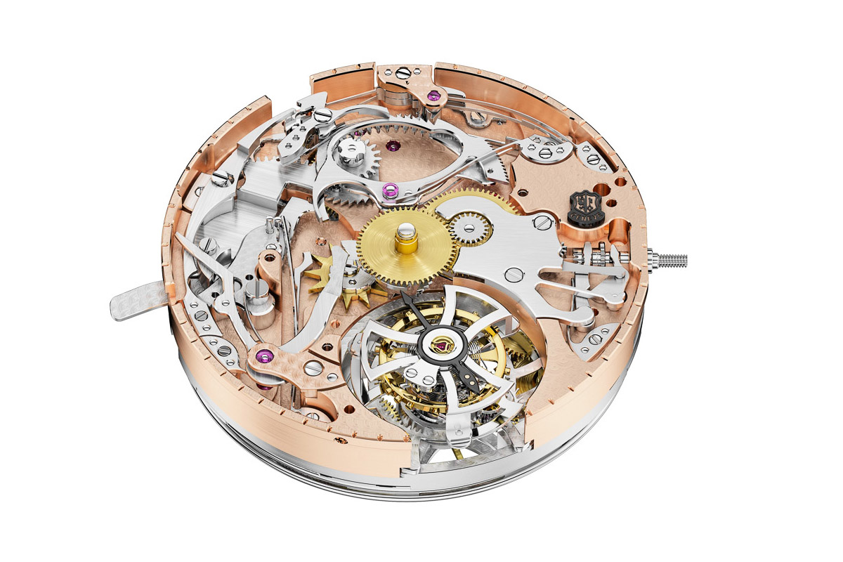 Roger Dubuis Hommage Minute Repeater Tourbillon Automatic - 6