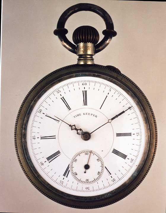 Seiko Pocket Watch 1895