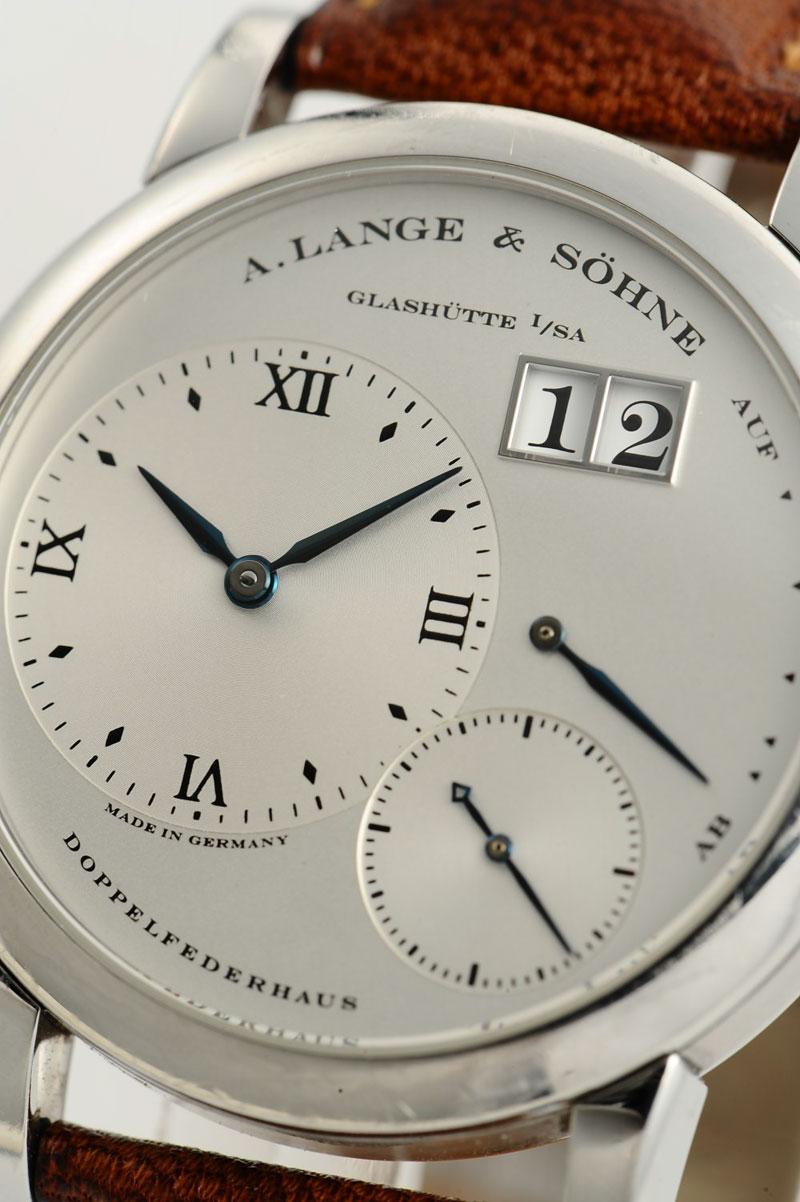 A. Lange & Söhne Lange1 steel