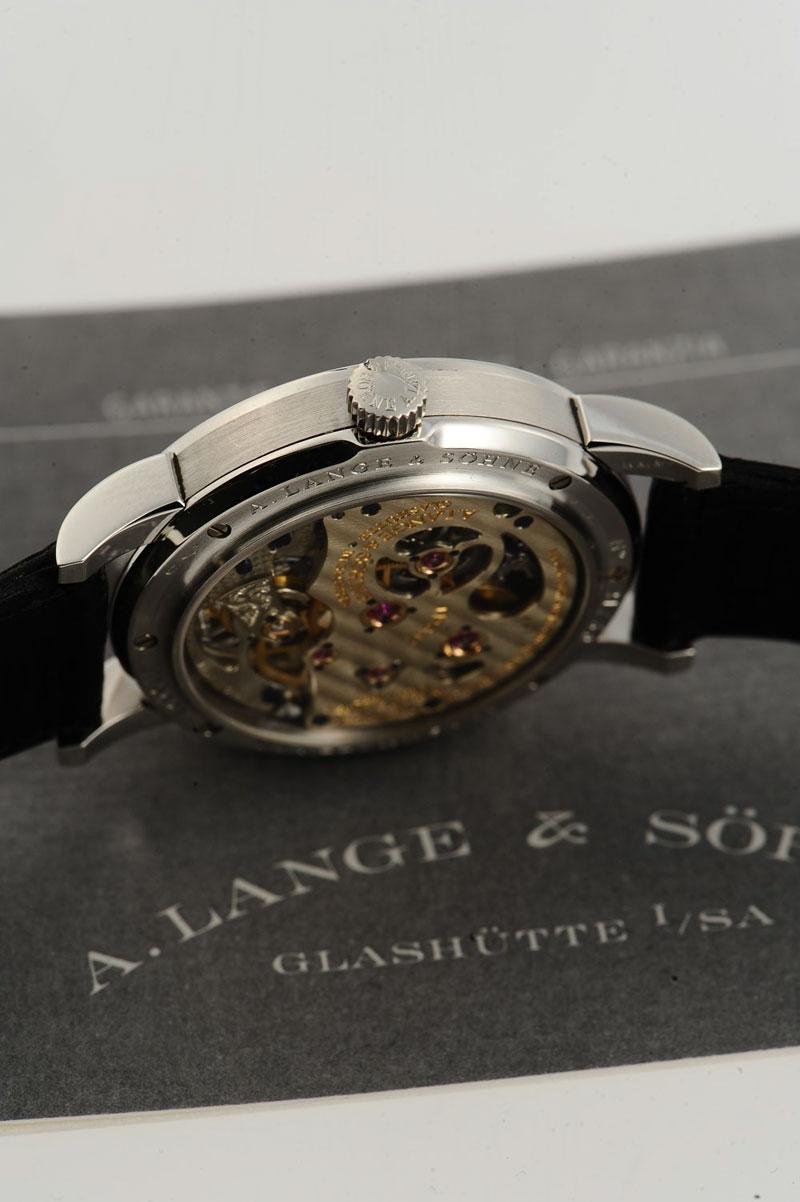 """A. Lange & Söhne Tourbillon """"Pour le Mérite"""""""