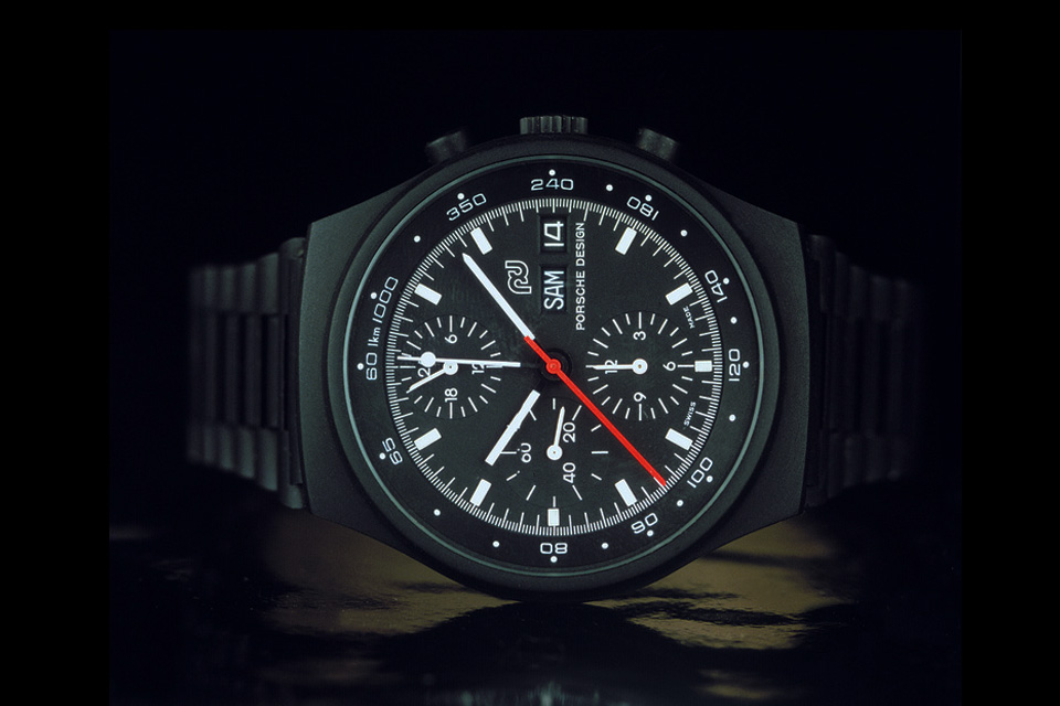 porsche design orfina chronograph one 1972
