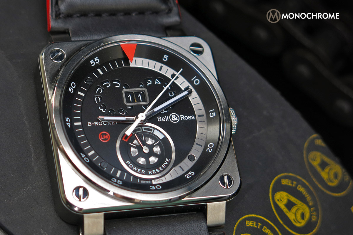 Squared off: The Bell & Ross BR 03-90 B-Rocket - Full Review (Live