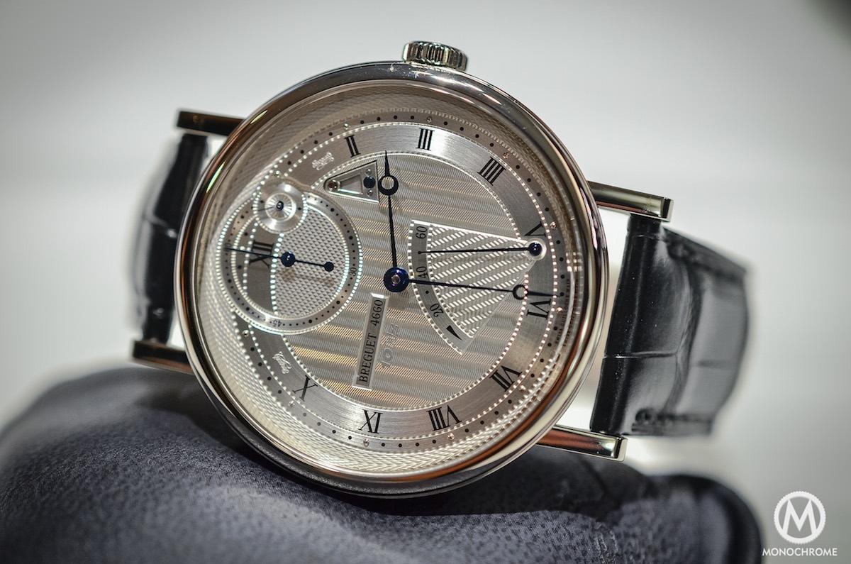 Breguet Classique Chronometrie magnetic ref. 7727