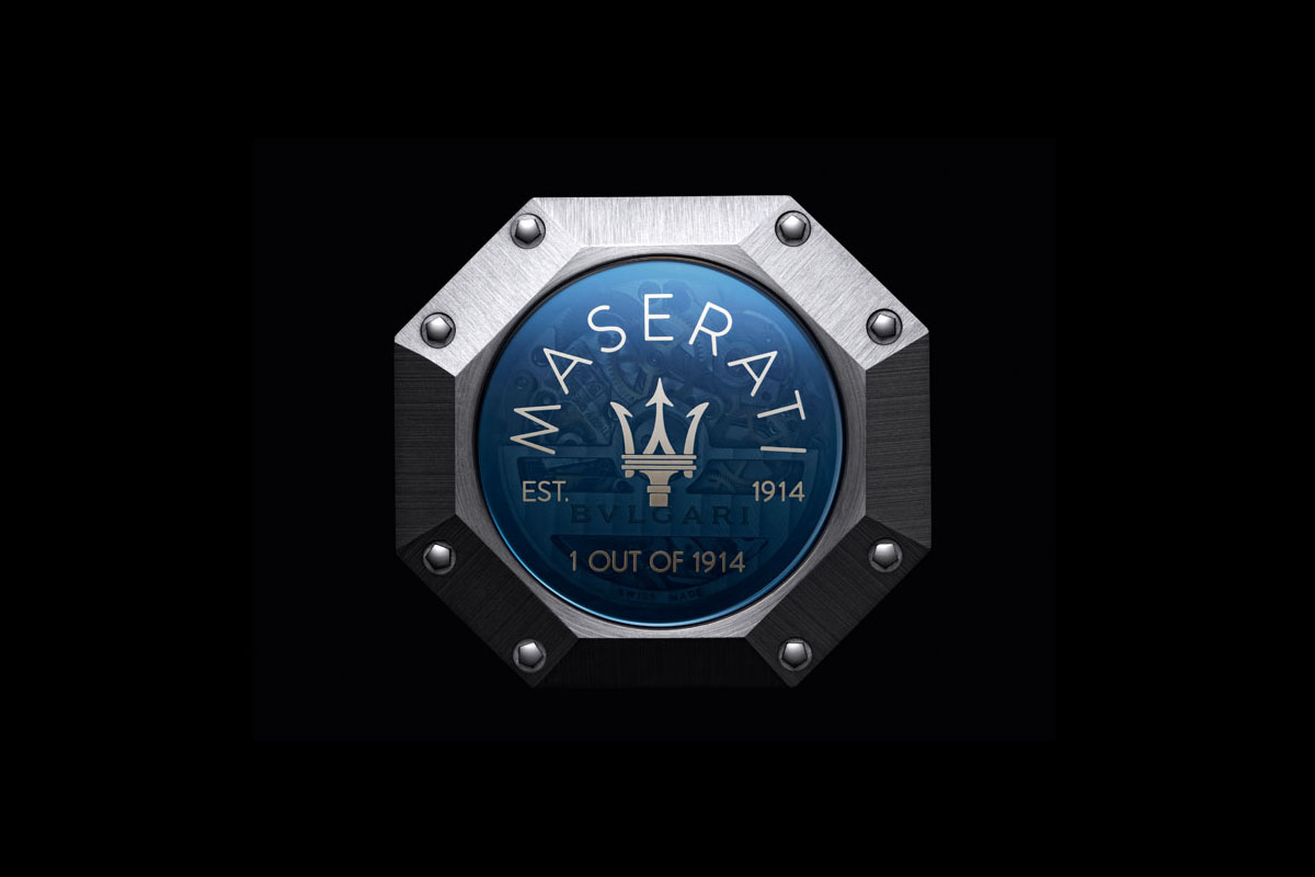 Bvlgari Octo Maserati Chronograph - 3