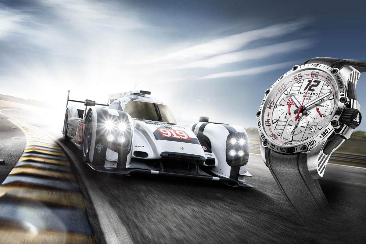 Chopard Le Mans Superfast Porsche 919
