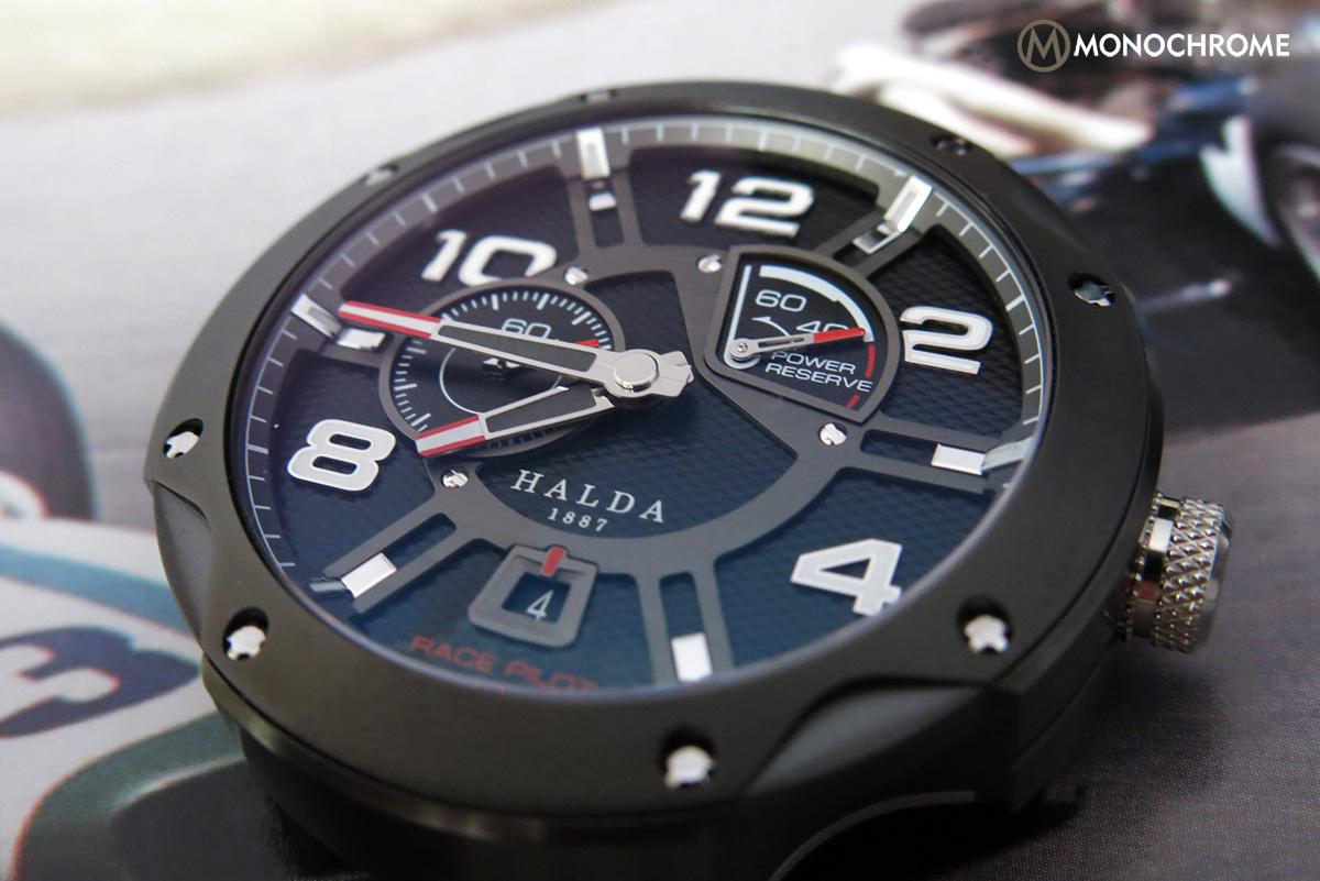 Halda Race Pilot