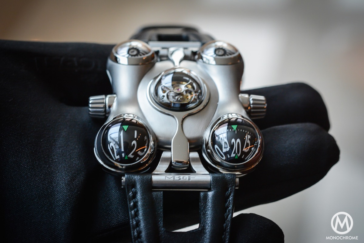 MB&F HM6 horological Machine 6 Space Pirate - 1