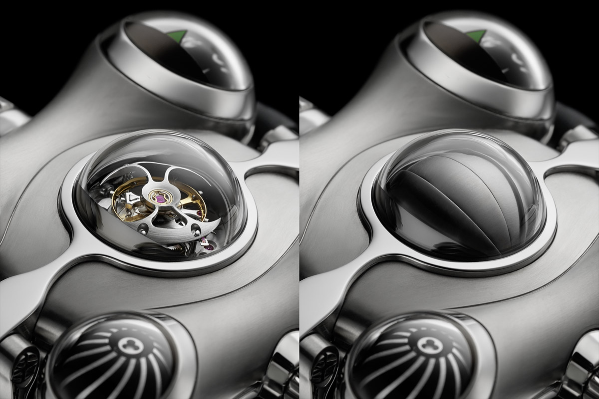 MB&F HM6 horological Machine 6 Space Pirate - 11