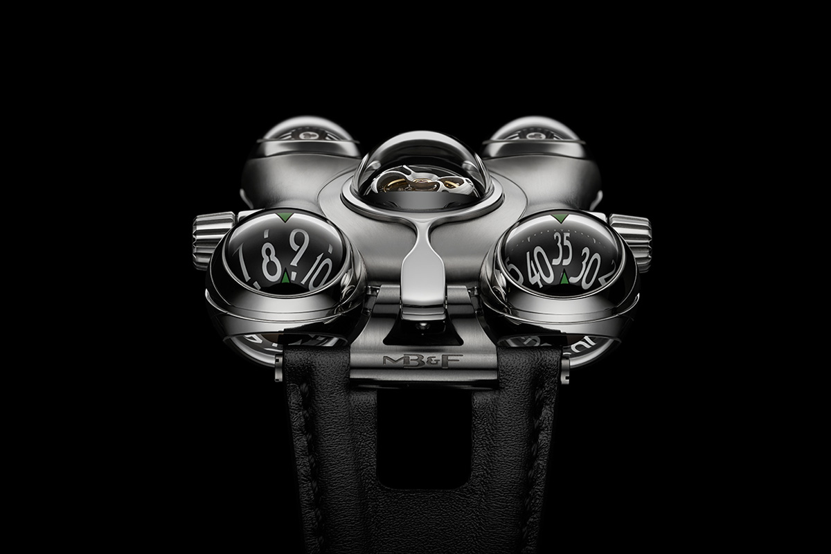 MB&F HM6 horological Machine 6 Space Pirate - 14