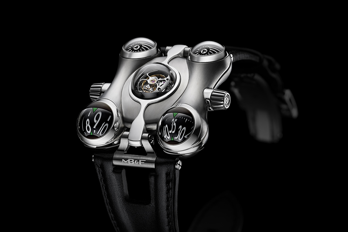 MB&F HM6 horological Machine 6 Space Pirate - 15