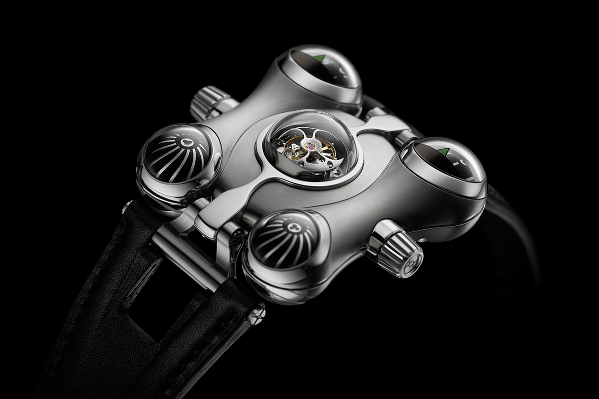 MB&F HM6 horological Machine 6 Space Pirate - 16