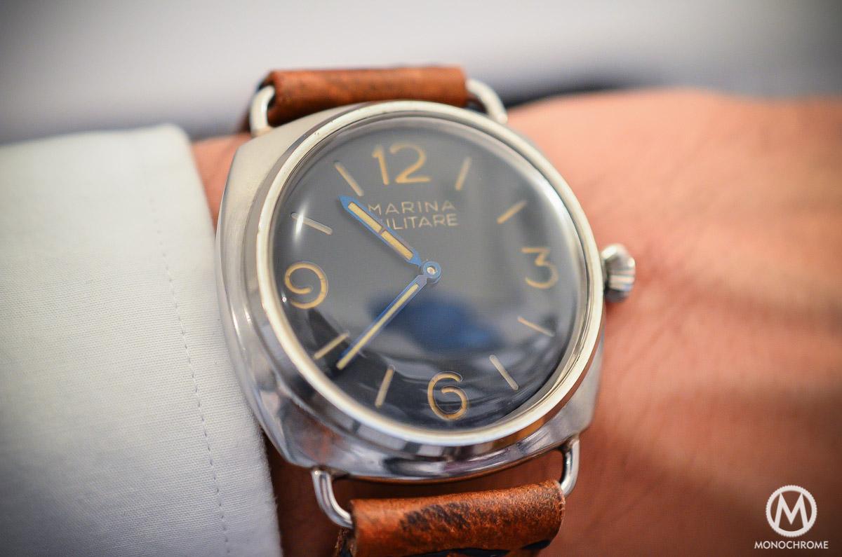 Panerai Radiomir Marina Militare Rolex Ref. 3646 vintage - 2