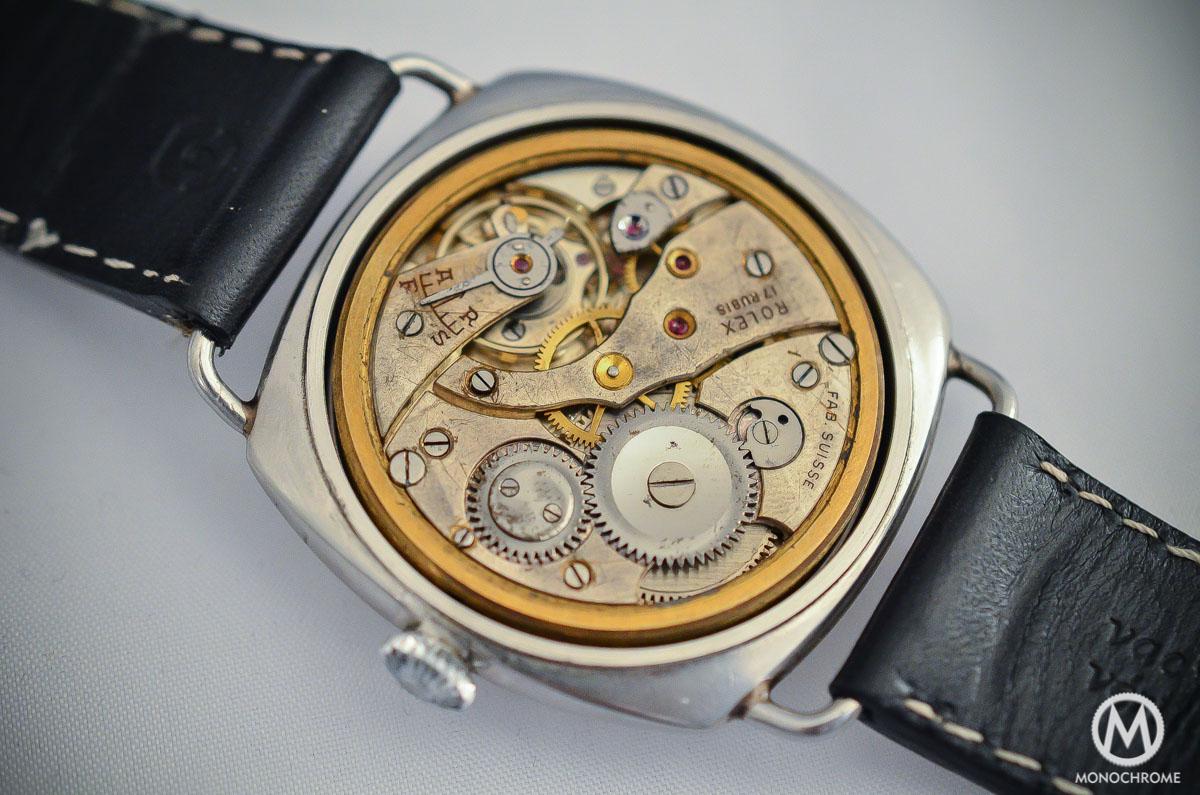 Panerai Radiomir Rolex Ref. 3646 vintage - 7