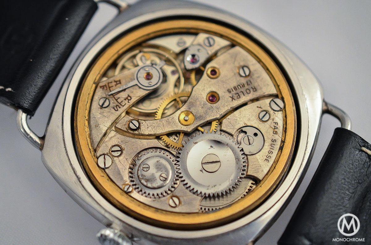 Panerai Radiomir Rolex Ref. 3646 vintage - 8