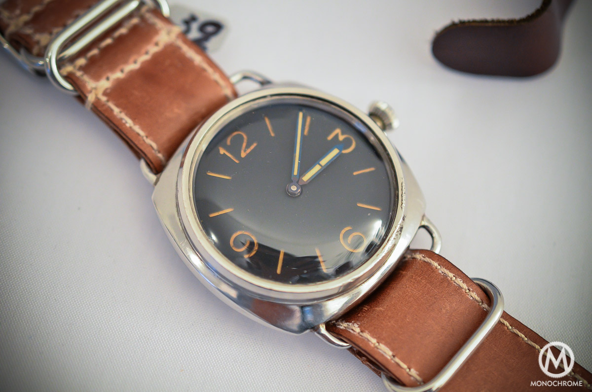 Panerai Radiomir Rolex Ref. 3646 vintage patina - 5