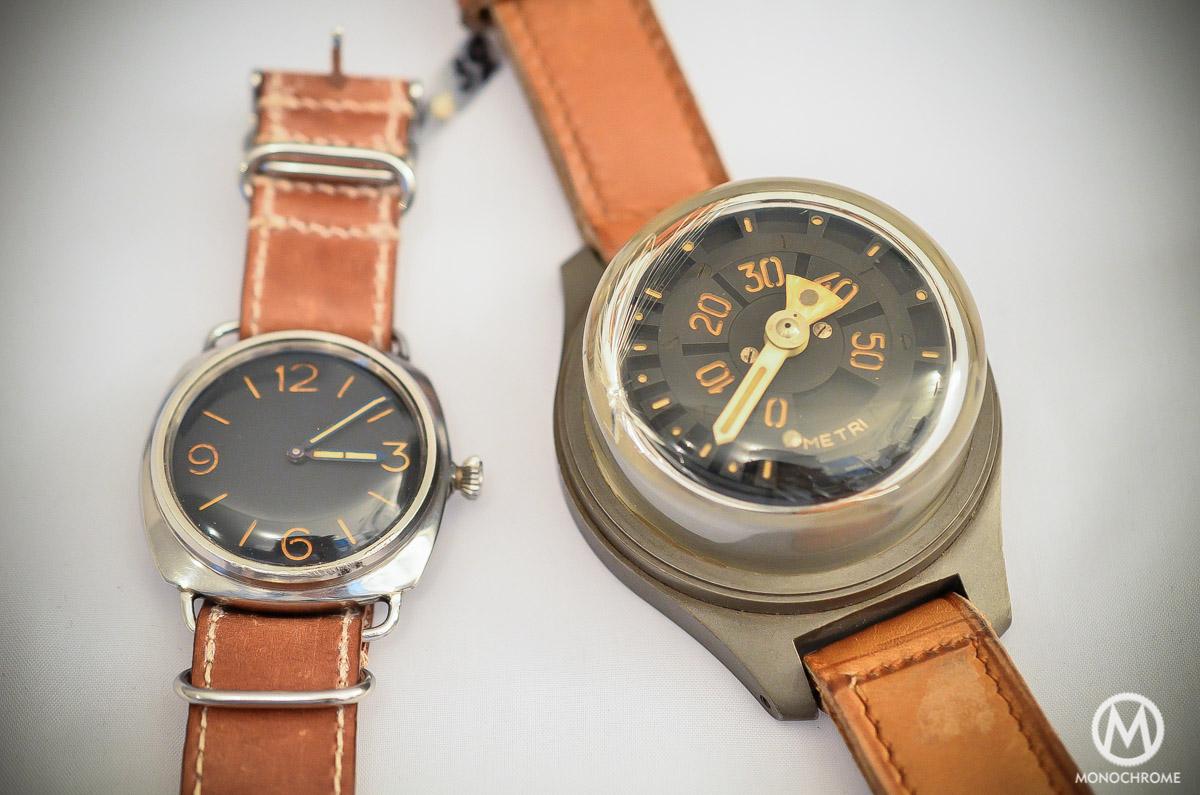 Panerai Radiomir Rolex Ref. 3646 vintage patina - 6