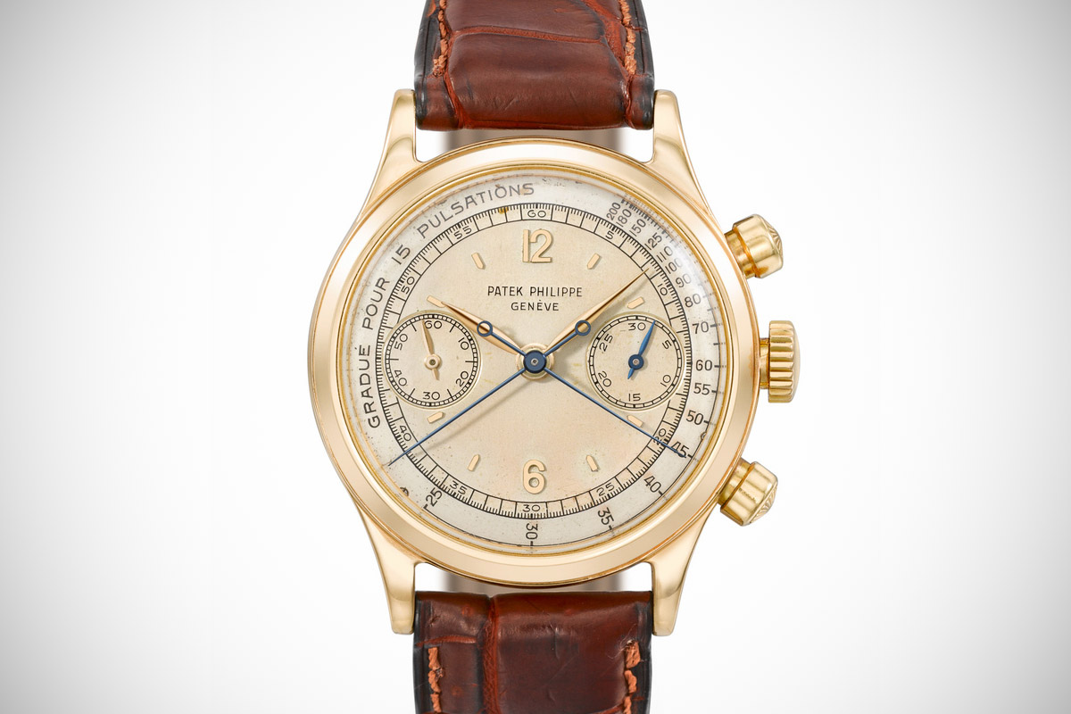 11573d4fbc0 Patek Philippe 175 auction by Christie s - Results and analysis ...