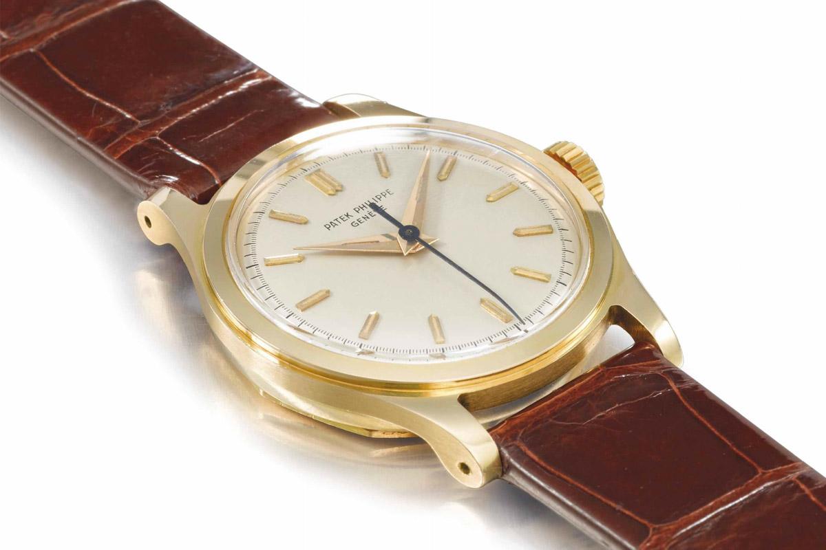 Patek philippe calatrava 2508 Ben Clymer hodinkee - patek 175 auction christies