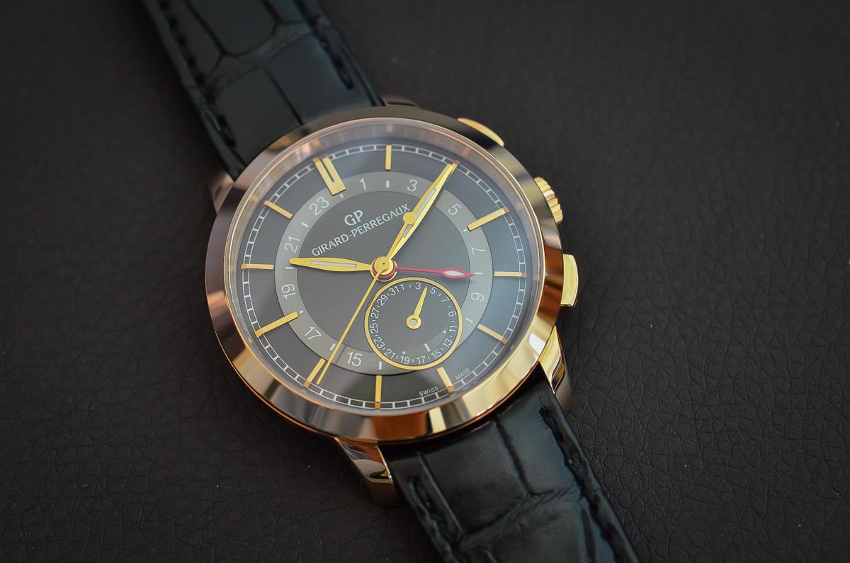 Girard Perregaux 1966 Dual Time - 2