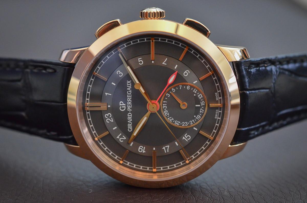 Girard Perregaux 1966 Dual Time - 3