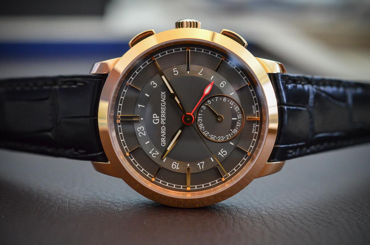 Girard Perregaux 1966 Dual Time - 4