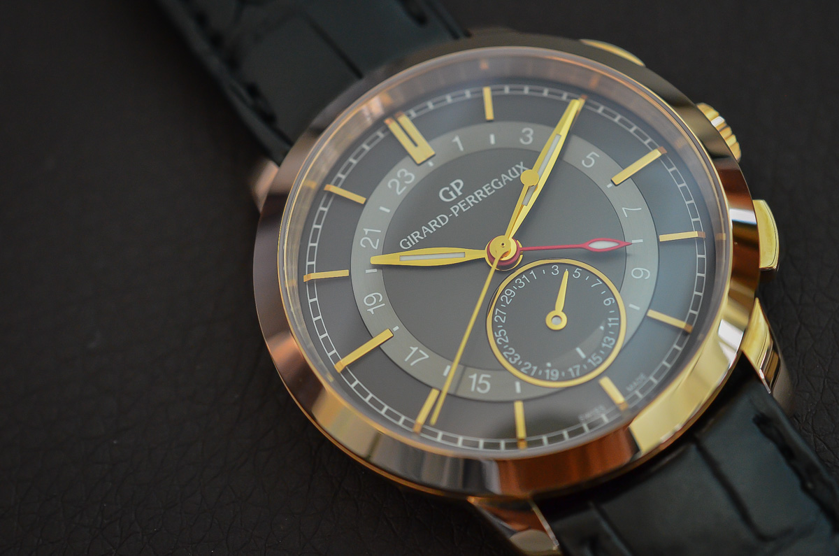 Girard Perregaux 1966 Dual Time - 5
