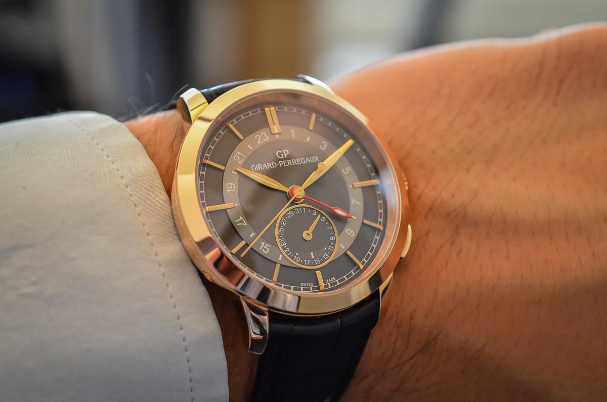 Girard Perregaux 1966 Dual Time - 7