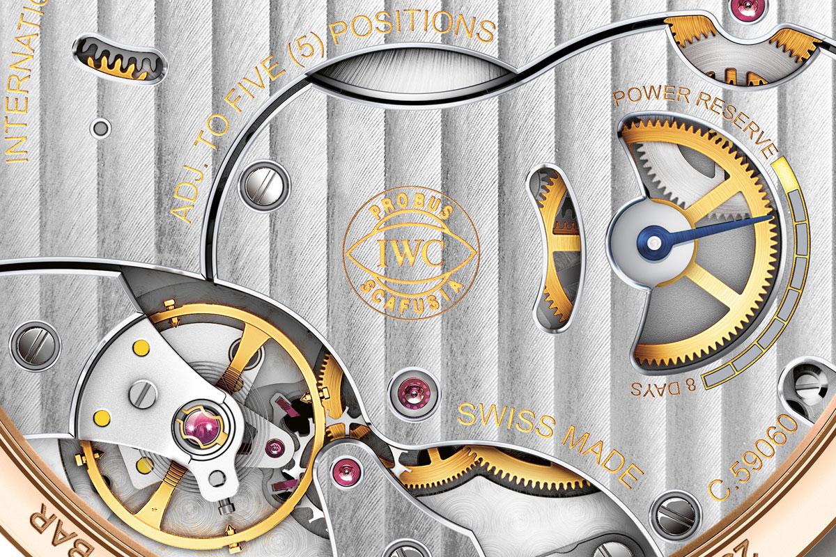 IWC Portofino Pure Classic ref. IW511102