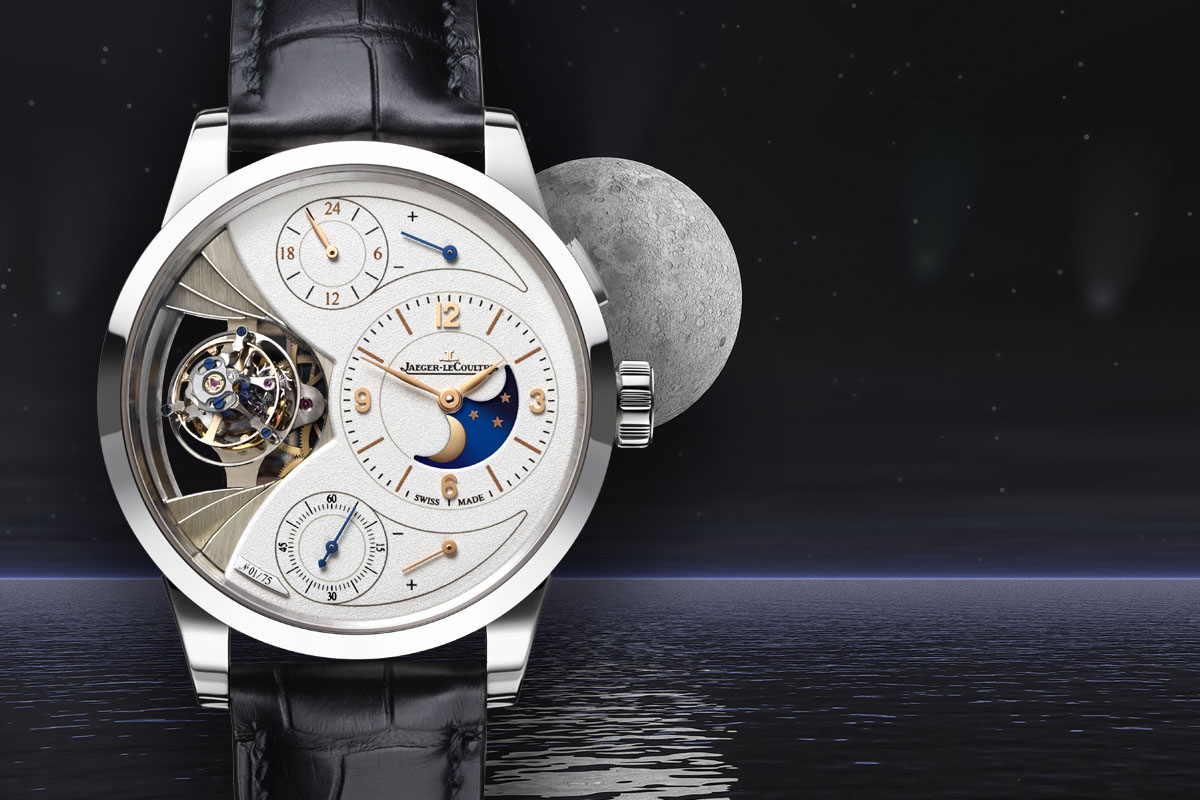 Jaeger-LeCoultre Duometre Spherotourbillon Moon - 2