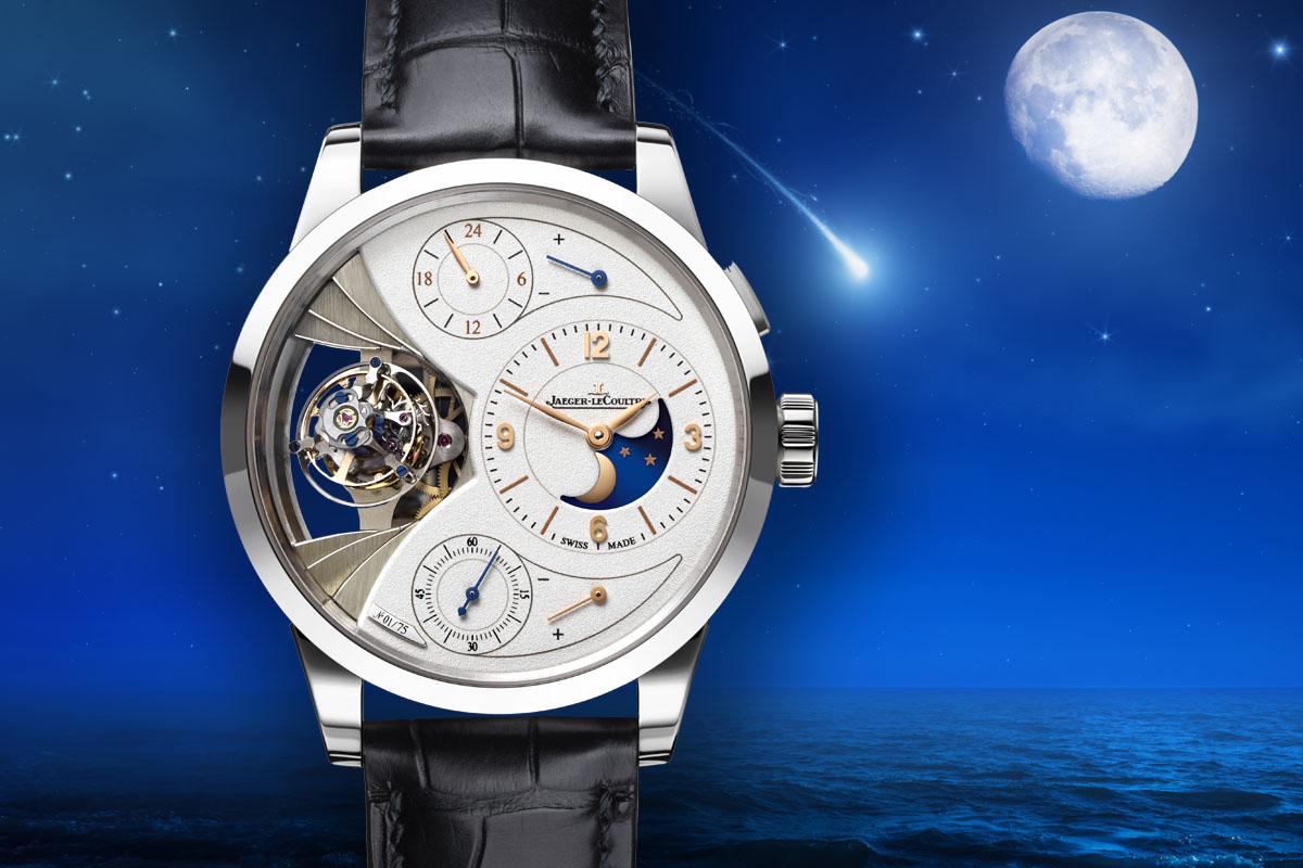 Jaeger-LeCoultre Duometre Spherotourbillon Moon - 5