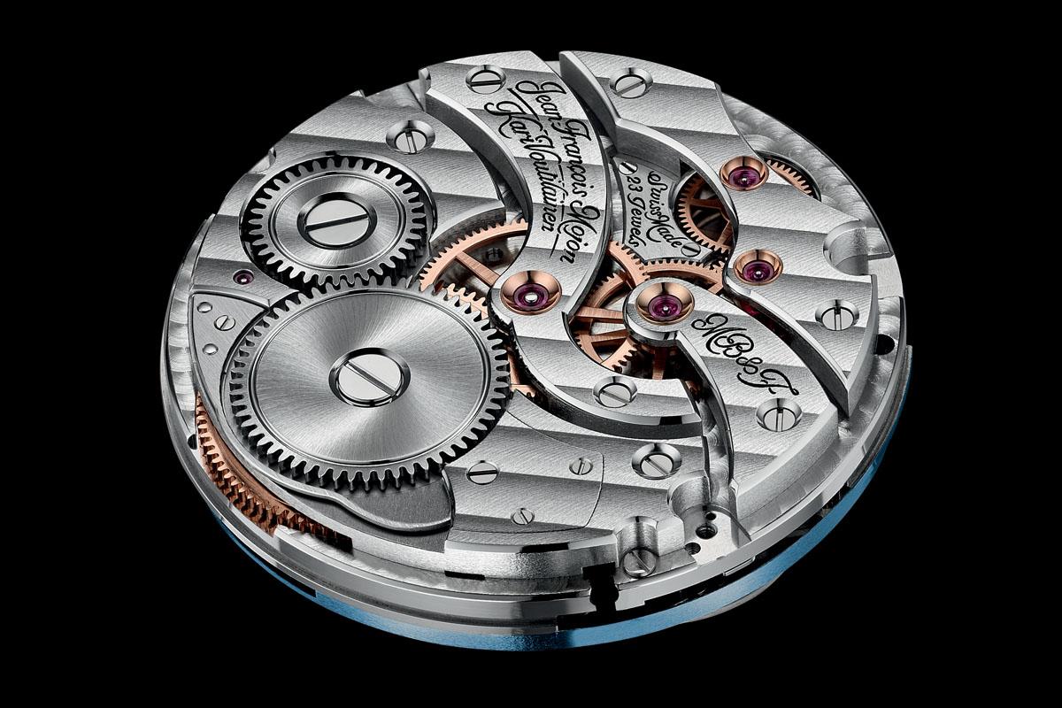 MB&F LM1 Legacy Machine 1 Platinum - 5