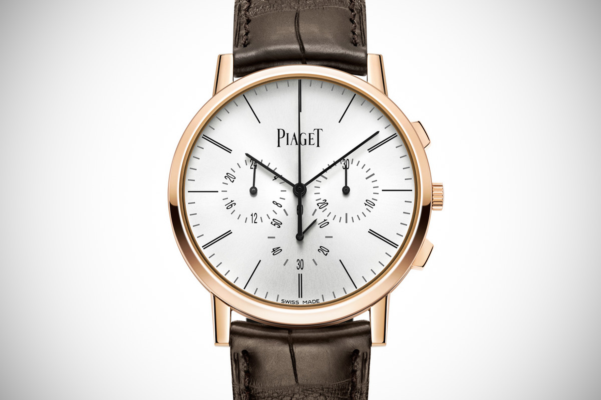 Piaget Altiplano Chronograph Flyback - 1