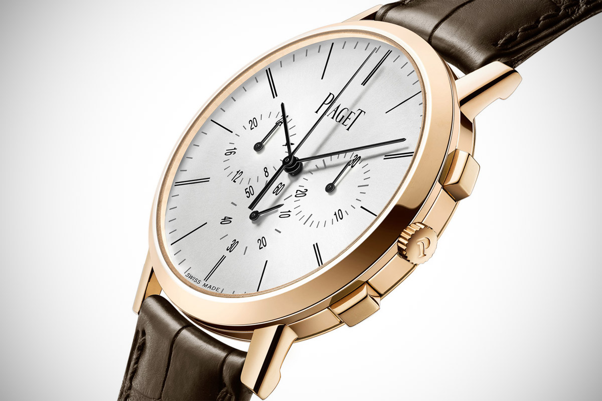 Piaget Altiplano Chronograph Flyback - 3