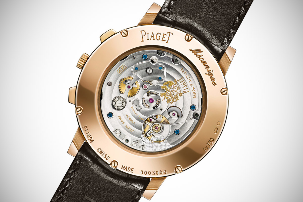 Piaget Altiplano Chronograph Flyback - 6
