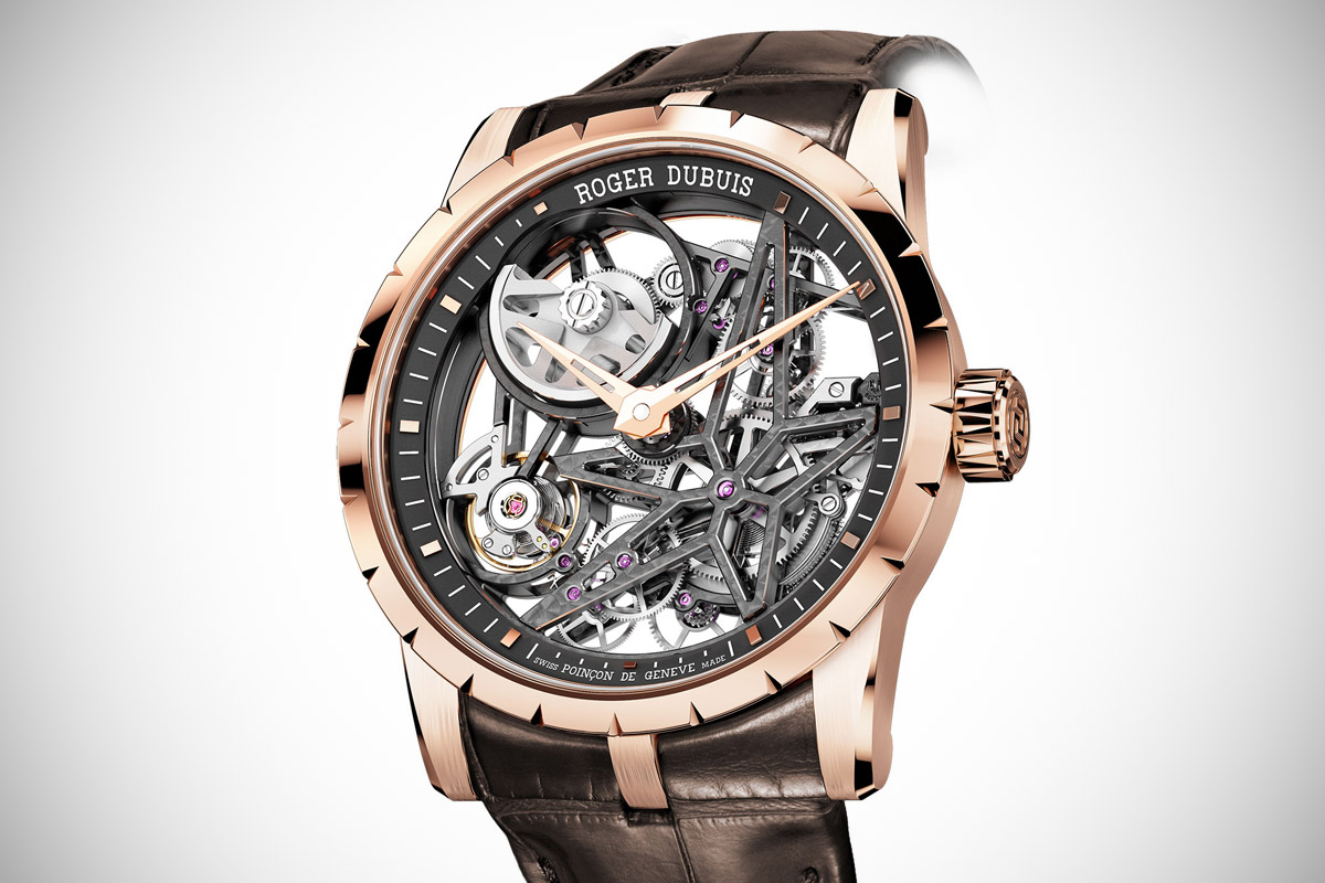 Roger Dubuis Excalibur Automatic Skeleton - 1
