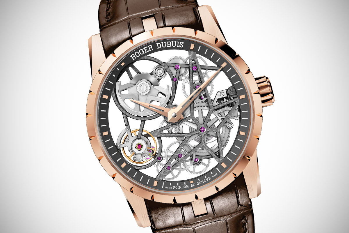Roger Dubuis Excalibur Automatic Skeleton - 2